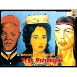 TRES POTENCIAS SAHUMEIROS