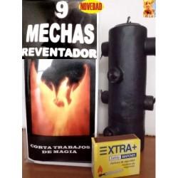 VELON 9 MECHAS