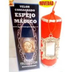 ESPEJO MAGICO VELONES RITUAL