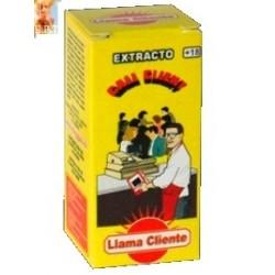 EXTRACTO LLAMA CLIENTES