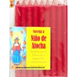NOVENA NIÑO DE ATOCHA