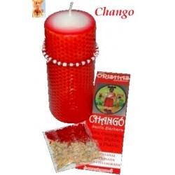 Velon Orisha Chango: Santa Barbará