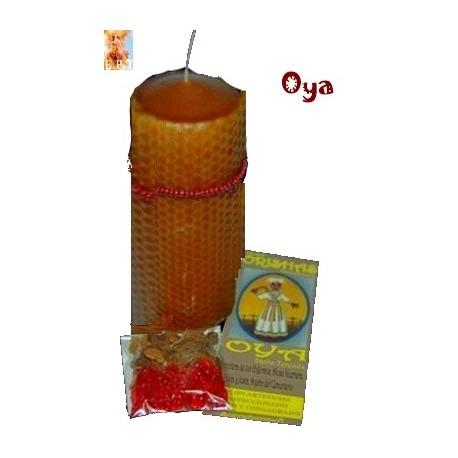 Velón Orisha Oya: Santa Teresa