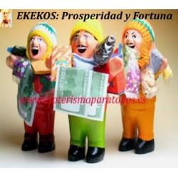 EKEKO PROSPERIDAD Y FORTUNA 15Cm