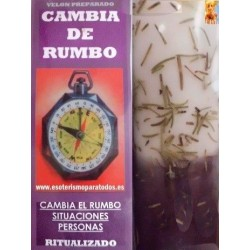 CAMBIA RUMBO VELONES RITUAL