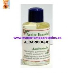 ALBARICOQUE (Aceite Esencial)