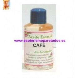 ESENCIAS CAFE (Aceite Esencial Quemar)