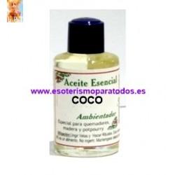 ACEITES ESENCIAL COCO